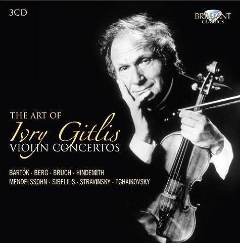 Ivry Gitlis - L'Art De Ivry Gitlis : Concertos Pour