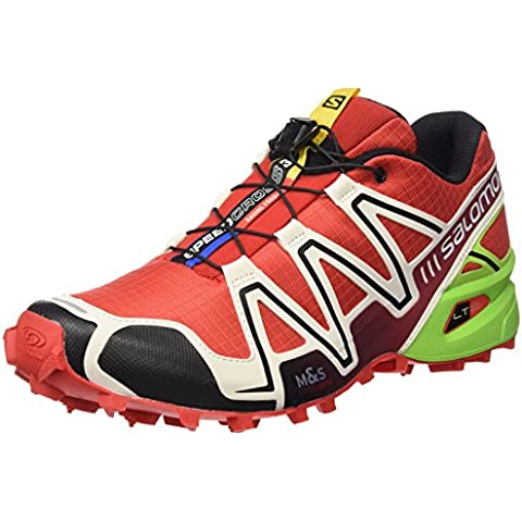 Salomon Speedcross 3 - Zapatillas de trail running Hombre