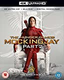 The Hunger Games: Mockingjay Part 2 4K [Blu-ray] [2016] UK-Import, Sprache-Englisch