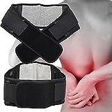 Turmalin Gurt Rückenbandage Rückengurt Rückenstütze Nierengurt mit Magneten, Größe:XL