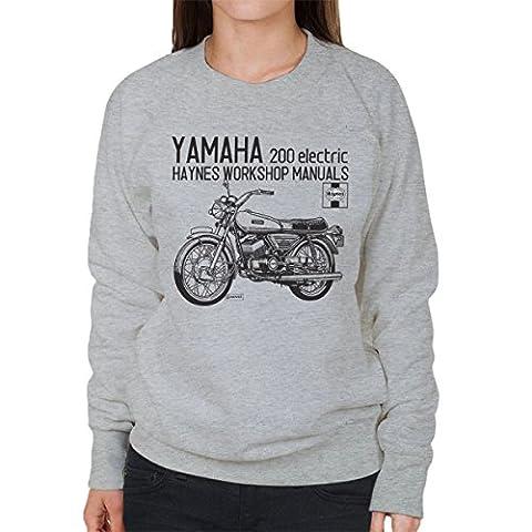 Haynes Owners Workshop Manual Yamaha 200 Electric Women's