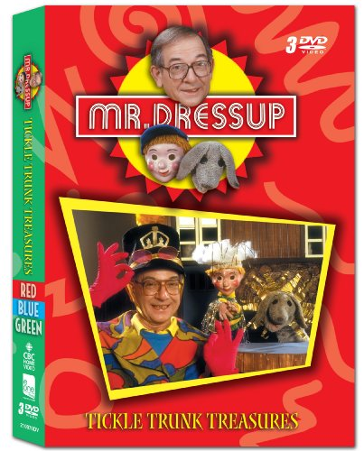Mr. Dressup: Tickle Trunk Treasures (Dress Trunks Up)