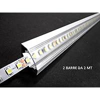 Amazon.it: barre led in cucina: Illuminazione