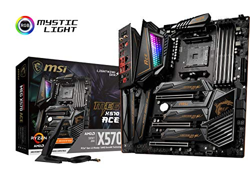 MSI MEG X570 ACE (Socket AM4/X570/DDR4/S-ATA 600/ATX)