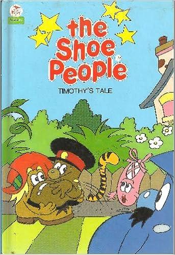 681f7b9de4717 The Shoe people: Amazon.co.uk: 9780723587347: Books