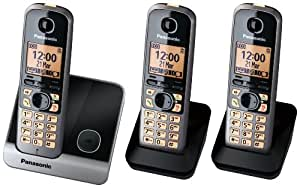 Panasonic KX-TG6713EB DECT Phone (discontinued by manufacturer)