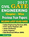 GATE 2017 : Civil Engineering 30 Year Chapter-wise Solved Papers & Study Material