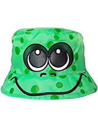 Children's Waterproof Character Design Summer Sun Bush Hat