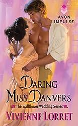 Daring Miss Danvers: The Wallflower Wedding Series (English Edition)