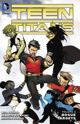 Teen Titans TP Vol 2