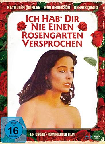 Ich hab dir nie einen Rosengarten versprochen - limitiertes Mediabook (DVD + Blu-ray) inkl. Booklet
