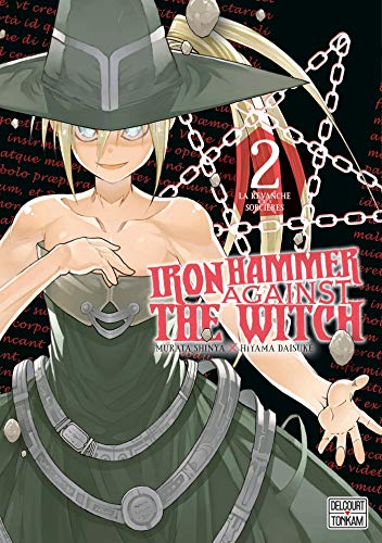 Iron hammer against the witch 02 (Iron hammer against the witch (2))