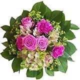 Blumenstrauß - Magic Pink - mit Hortensie und pinke Rosen