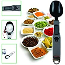 MAGNANI® Cuchara Medidora Digital LCD | Cuchara Escala Electronica para Pesar Alimentos | Mide de