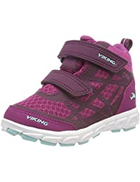 Viking Veme Vel Mid GTX - Zapatillas de Deporte Unisex niños