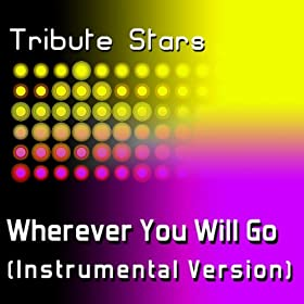 Charlene Soraia - Wherever You Will Go (Instrumental Version)