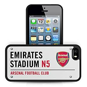Arsenal FC Iphone 5/5S Hard Handy Case 3D Cover Straßenschild