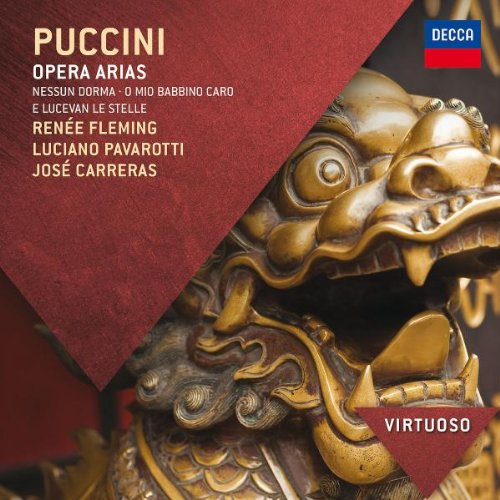 Puccini: Opera Arias (Virtuoso series) Test
