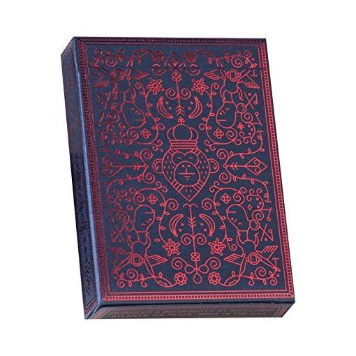 mailchimp-Spielkarten-rot Theory mailchimp Spielkarten (rot) -