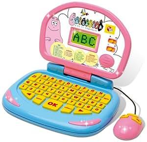 Liscianigiochi 32624 barbapap premi re ordinateur en - Ordinateur barbapapa ...