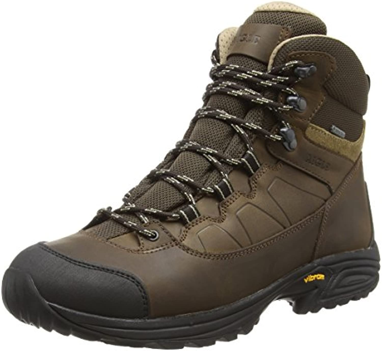 Aigle Mooven LTR GTX, Zapatos de High Rise Senderismo para Hombre