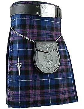 Schottischer Kilt, klassischer Rock Kleid Highland - Pride of Scotland