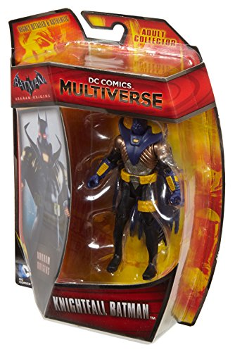 "Mattel DC Comics Multiverse Batman Arkham Origins Batman 4"" Action Figure"