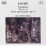 Fauré: Nocturnes, Vol.1