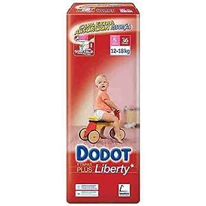 Dodot - Couches Dodot Liberty Plus T5 36 u. - 097338