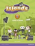 Islands Level 4 Pupil's Book plus pin code