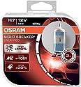 OSRAM Night Breaker Unlimited H7, Halogen-Scheinwerferlampe, +110%, 64210NBU-HCB, 12V PKW, Duo Box (2 Lampen)