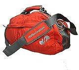 Hallucination Unisex Polyester Red Gym Bag