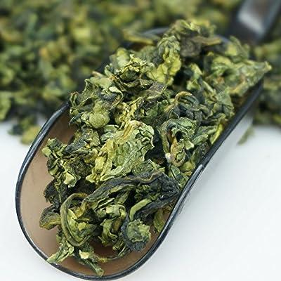 Thé Oolong-Chinese Tea-Tie Thé Guan Yin-GreenTea-Grade: AAA + (High Grade) -Net Wt.1.76oz.