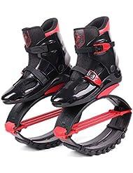 MFSW Chaussures De Saut Élastique Chaussures De Sport en Plein Air Chaussures d'exercice Unisexe Chaussures De Rebond Consomme Plus De Calories Équipement De Fitness