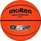 Molten - Pallone da basket, colore: Arancione, Arancione, 7