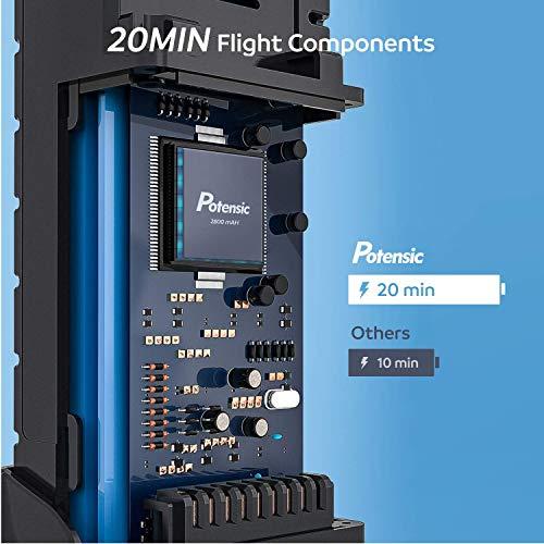 Zoom IMG-2 potensic drone brushless gps wifi