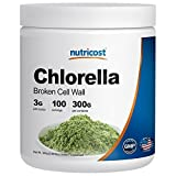 Best Chlorellas - Nutricost Chlorella 300 Grams - Pure High Quality Review