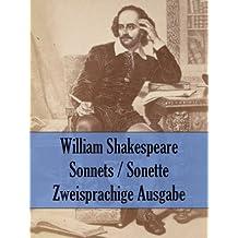 Shakespeare: Sonnets/Sonette - Zweisprachige Ausgabe