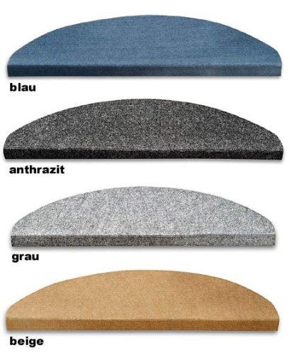 Floordirekt Stufenmatten Paris - 21x64cm - grau