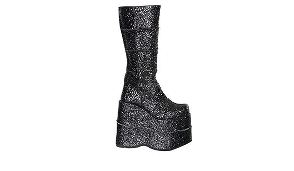 8188d3631b7 Demonia Stack-301G - gothic punk industrial glamour drag queen mega ...
