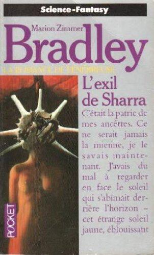 L'exil de Sharra (La romance de Ténébreuse, tome 10)