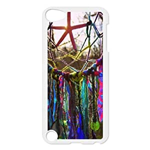 Colorful Dreamcatcher Customized Case for Ipod Touch 5, New Printed Colorful Dreamcatcher Case