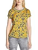Cecil Damen 313891 T-Shirt, Ceylon Yellow, Medium (Herstellergröße:M)