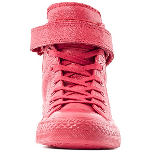 Converse Lederchucks CT AS BREA HI 551584C Rot Rot