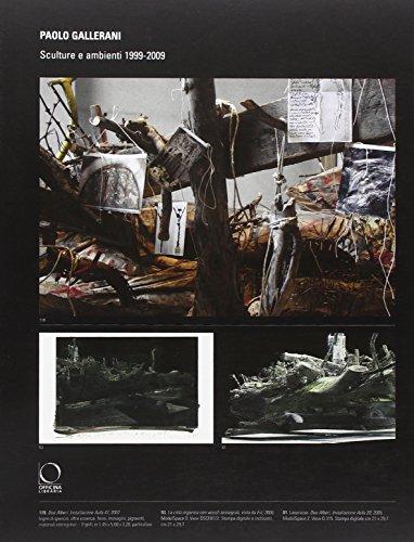Paolo Gallerani. Sculture e ambienti 1999-2009. Catalogo della mostra (Milano, 17 febbraio-6 marzo 2009). Ediz. illustrata