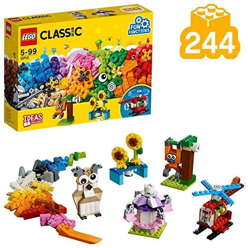 LEGO Classic 10712 - Bausteine-Set, Zahnräder, Bunt (Toys R Us, Spiele)