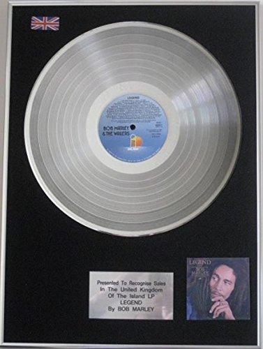 Bob Marley-LP Platine disque-Legend