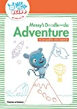 Messy's Doodle and do Adventure: An art pad for mini scientists (Messy Goes to Okido)