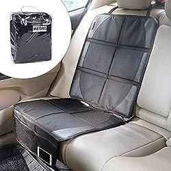 IREGRO Autositzauflage Universal Rutschfest Autositzbezüge für Isofix Kindersitz, Baby, Haustiere