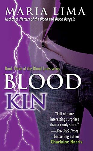 Blood Kin (English Edition) eBook: Lima, Maria: Amazon.es: Tienda ...